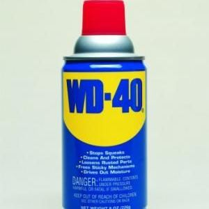 WD-40 Spray Can