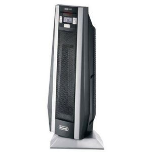 DeLonghi Portable SafeHeat Ceramic Tower Heater