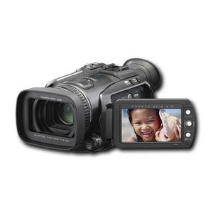 JVC - Everio series camcorder - GZ-7U Full HD 60 GB HDD Camcorder