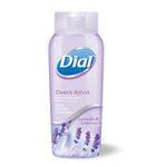 Dial All Day Freshness Lavender & Twilight Jasmine Antibacterial Body Wash