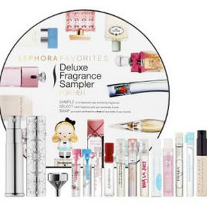 Sephora Favorites Deluxe Fragrance Sampler for Her