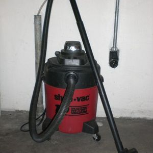 Shop Vac 2 0 Gallon Wet Dry Vacuum