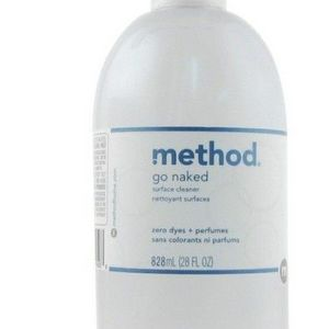 Method go naked surface cleaner