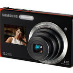 Samsung - DualView TL225 / ST550 Digital Camera