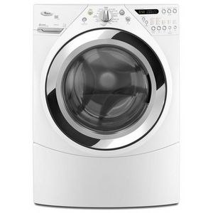 Whirlpool Duet Steam Front Load Washer WFW9750WW