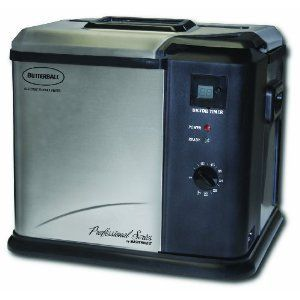 Butterball Masterbuilt Professional Series Indoor Electric Turkey Fryer