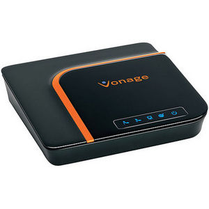 Vonage V-Portal Router with Phone Adapter VDV22-VD
