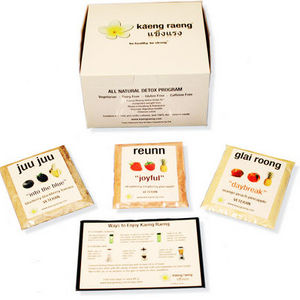 Kaeng Raeng All Natural Detox Program