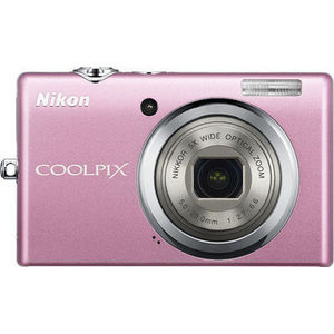 Nikon - Coolpix S570 Digital Camera