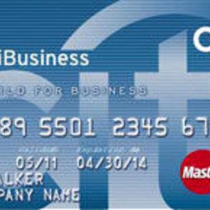 Citi - CitiBusiness World MasterCard