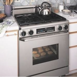 Dacor Epicure Series Dual Fuel Range