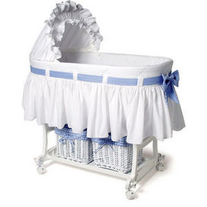 Burlington Bassinet w/ Storage