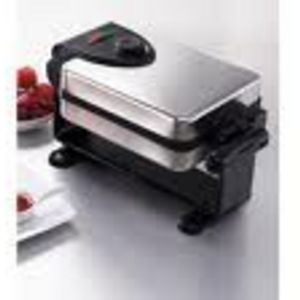Sunbeam 385 7-22 Easy Clean Belgian Waffle Maker