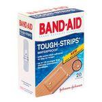 Band-Aid Tough-Strips Waterproof