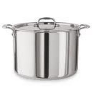 All-Clad Stainless Steel 8-Quart Stock Pot