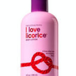 Bath & Body Works I Love Licorice 3-in-1 Body Wash, Bubble Bath, and Shampoo