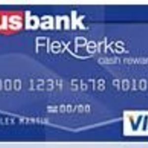 U.S. Bank - FlexPerks Cash Rewards Visa Card