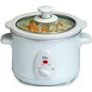 Maximatic Elite Cuisine 1.5-Quart Slow Cooker