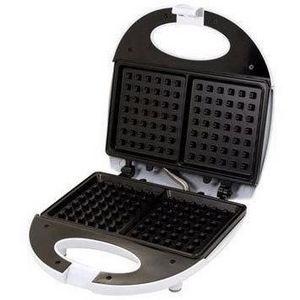 Toastmaster 2-Section Waffle Maker