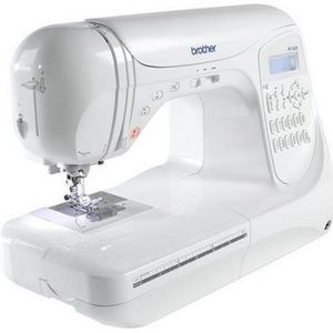 Brother Project Runway Edition Computerized Sewing Machine PC-420PRW