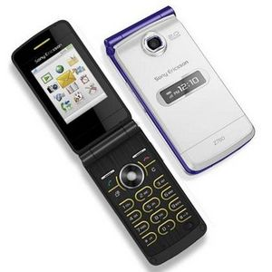 Sony Ericsson Cell Phone