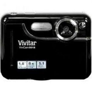 Vivitar - Vivicam 5018 Digital Camera