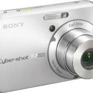 Sony - Cybershot N1 Digital Camera