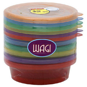 Wagi Bisphenol A and Phthalate-free Bowls and Lids
