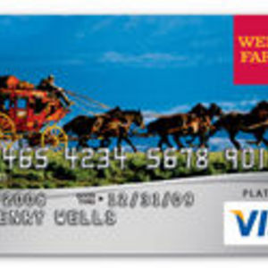 Wells Fargo - College Visa Card