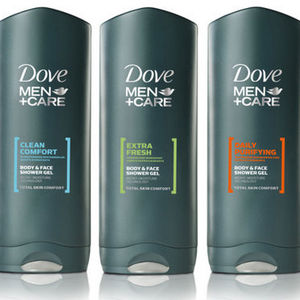 Amazing Dove Men + Care Body Wash