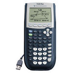 Texas Instruments TI-84 Plus Silver Edition Graphic Calculator