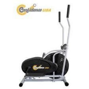 Confidence USA Elliptical Exerciser