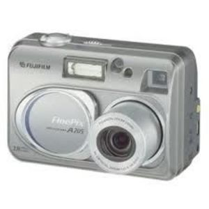 Fujifilm - A205 Digital Camera