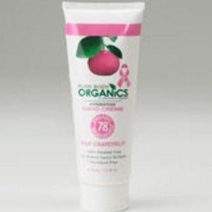 Spenser & Jensen Pure Body Organics Pink Grapefruit Hand Creme