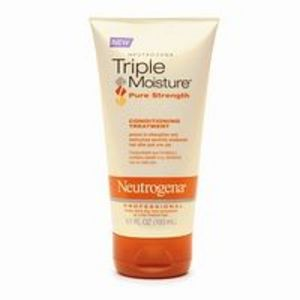 Neutrogena Triple Moisture Pure Strength Conditioning Treatment