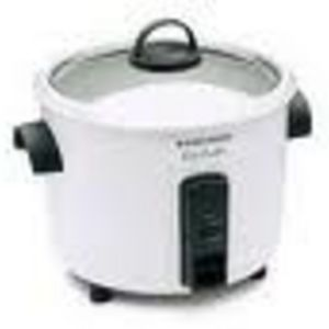 Black & Decker Rice Cooker 7 cup Corded