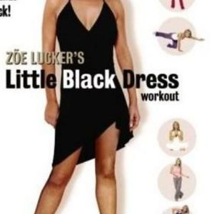 Zoe Lucker's Little Black Dress Workout Zoe Lucker's Little Black Dress Workout