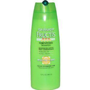 Garnier Fructis Moisture Works Fortifying Shampoo