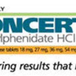 Concerta ADHD Medication