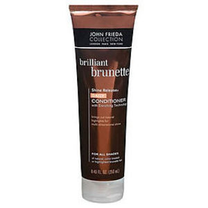 John Frieda Brilliant Brunette Shine Release Daily Conditioner