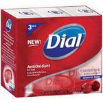 Dial Cranberry & Antioxidant Glycerin Bar Soap