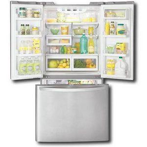 LG French Door Refrigerator LFC20760ST LFC20760SW