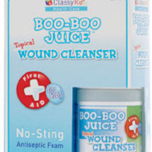 Classy Kid Boo-Boo Juice Topical Wound Cleanser