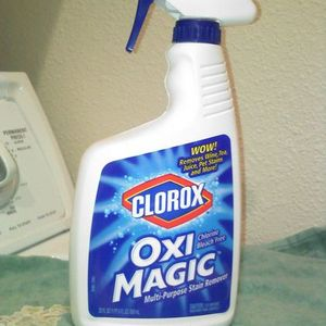 Clorox Oxi Magic Multi Purpose Stain Remover Spray