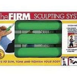 The Firm: Power Sculpt (with Sculpting Stick)