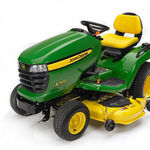 John Deere 500 series riding mower