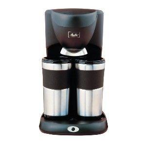 Melitta Take Stainless Steel Travel Mug Coffee Maker ME2TMB Reviews Viewpoints.com