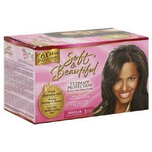 Soft & Beautiful Ultimate Protection Hair Relaxer - Regular