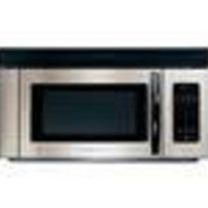 Sharp 1100 Watt Carousel Microwave Oven R-403KK