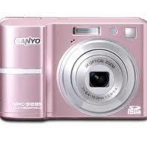 Sanyo - VPC-S1285 Digital Camera